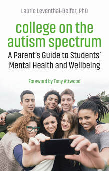 College on the Autism Spectrum - A Guide to Students' Mental Health and Wellbeing